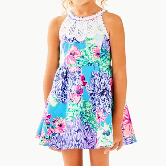 782035a7b599 Met Lilly Pulitzer little Kinley dress